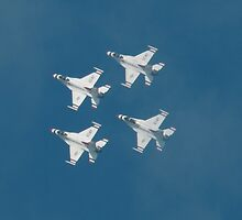 The Thunderbirds by Matsumoto