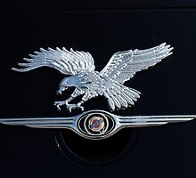 Eagle Badge  by Harry Purves