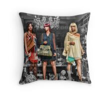 Charlie's Angels... Throw Pillow