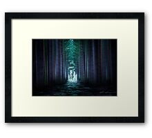 Soul Tree Framed Print