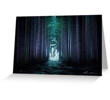 Soul Tree Greeting Card