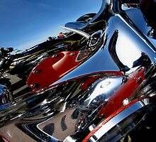 Motorbike Reflection by gothgirl