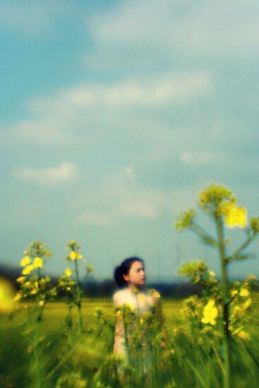 where I am by Rebecca Tun