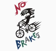 No Brakes One Piece - Short Sleeve