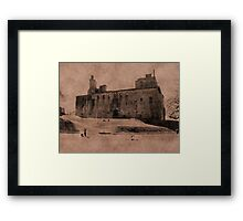 Linlithgow Place Scotland Framed Print