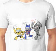 Revenge of the Small Unisex T-Shirt