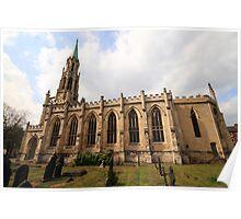 Christ Church Doncaster Poster