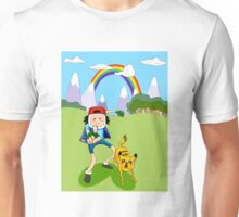 Pika-Jake! I choose you! Unisex T-Shirt