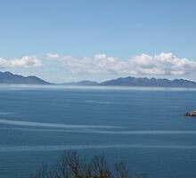 ''Overlooking Edgecumbe Bay'' Gateway to the Great Barrier Reef by bowenite