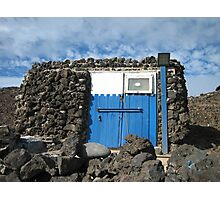 fishermen's hut Photographic Print