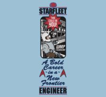 Join Starfleet: Engineers Wanted! by adamcampen