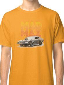 Mad Max Interceptor Classic T-Shirt
