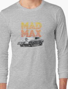 Mad Max Interceptor Long Sleeve T-Shirt