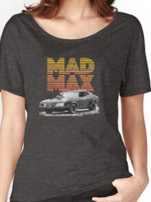 Mad Max Interceptor Women's Relaxed Fit T-Shirt