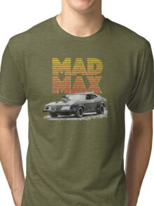 Mad Max Interceptor Tri-blend T-Shirt