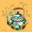Hot Tea by Patricia Anne McCarty-Tamayo