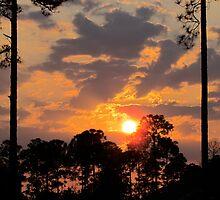 A Lovely Sunset by Caren