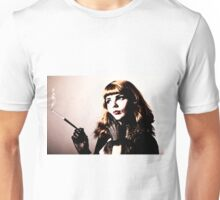 Sexy Dame Unisex T-Shirt