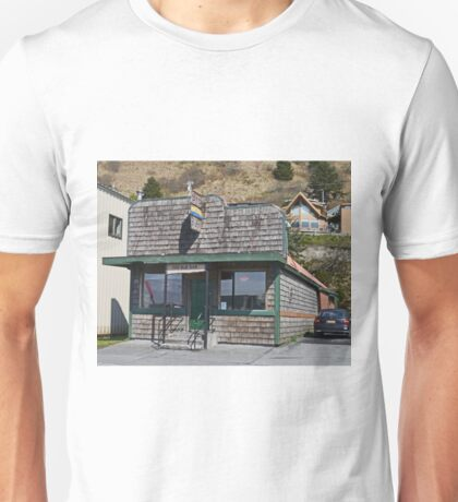 B & B Bar, Kodiak, Alaska Unisex T-Shirt