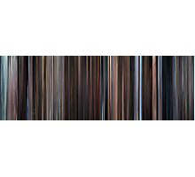 Moviebarcode: Eternal Sunshine of the Spotless Mind (2004) Photographic Print