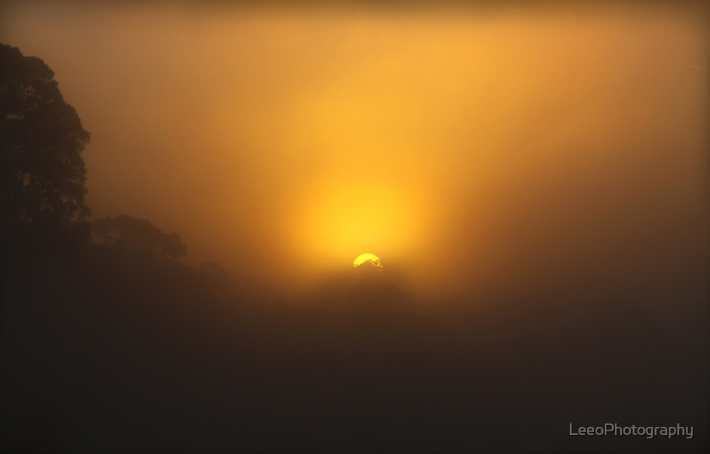 ~ Sunrise ~ by LeeoPhotography