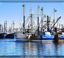 New Bedford fishing boats by Poete100
