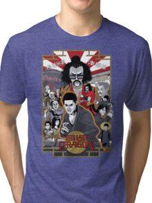 The Last Dragon Glow Poster Shirt Tri-blend T-Shirt