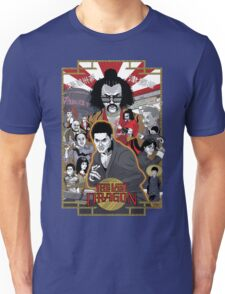 The Last Dragon Glow Poster Shirt Unisex T-Shirt