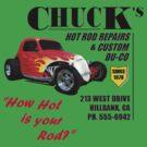 Chuck's Hot Rod Repairs by Jason Langer