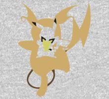 Pichu - Pikachu - Raichu 2 Kids Clothes