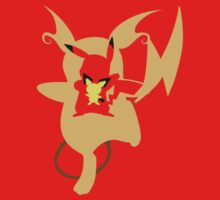 Pichu - Pikachu - Raichu 2 Kids Tee