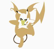 Pichu - Pikachu - Raichu 2 by lomm