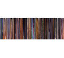 Moviebarcode: Toy Story 2 (1999) Photographic Print