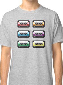PIXEL CASSETTES  Classic T-Shirt
