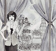 .Paris Pâtisseries. by Raeleeta Peterson