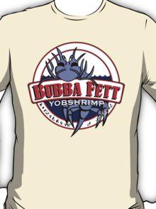 Bubba Fett's Yobshrimp Restaurant T-Shirt