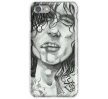 'Page' caricature art by Sheik iPhone Case/Skin