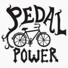 Pedal Power by Andi Bird