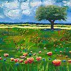 Poppy Field by Melissa  Wallace