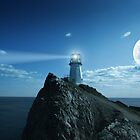 Lighthouse by MotHaiBaPhoto Dmitry & Olga