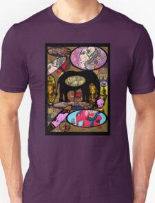 Images of Elephants Tee Unisex T-Shirt
