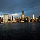 Boating in the East River by d700
