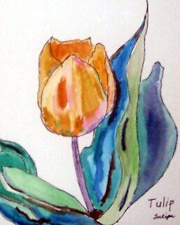 Tulip by Gary Price