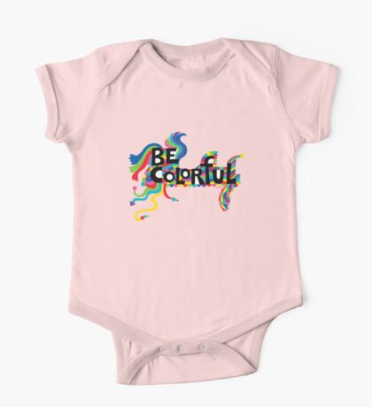 Be Colorful Kids Clothes