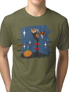 Panda Bodyslam Tri-blend T-Shirt