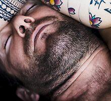 Jeff Sleeping by pauldwade