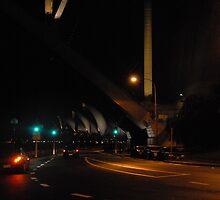 Night tour of The Rocks by Jason  Shiels