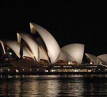 The Opera House by Jason  Shiels