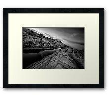 Lost Horizon Framed Print