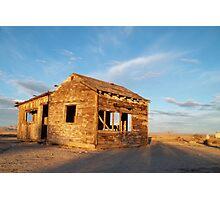Abandoned - California Desert Photographic Print